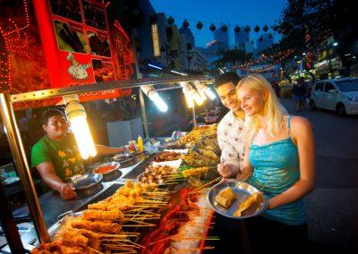 JALAN ALOR STREET FOOD - KUALA LUMPUR