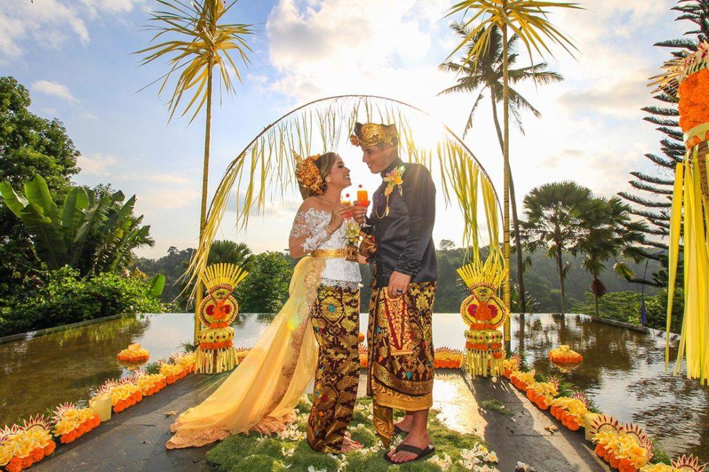 BALI – RAINFOREST WEDDING
