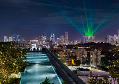 Hotel Jen Orchardgateway Singapore - Pool - Night - 1127077