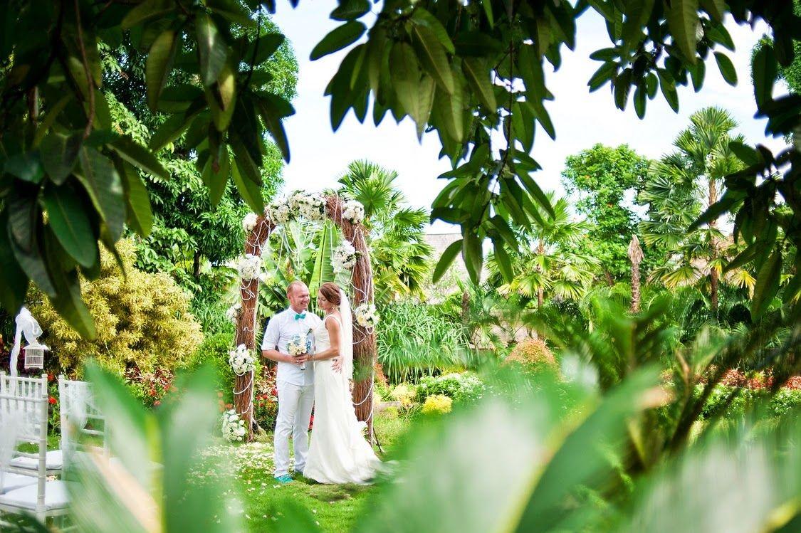 Tropical Wedding--