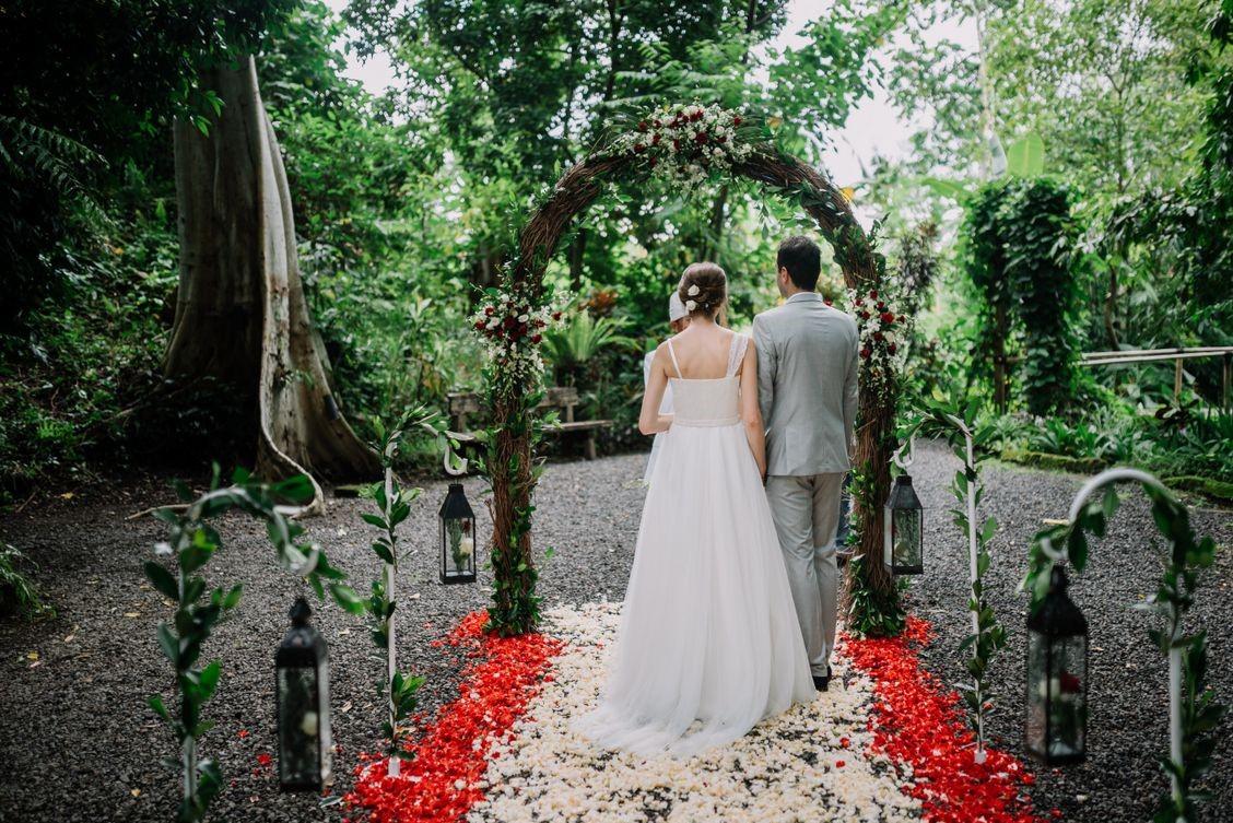 Tropical Wedding 4--