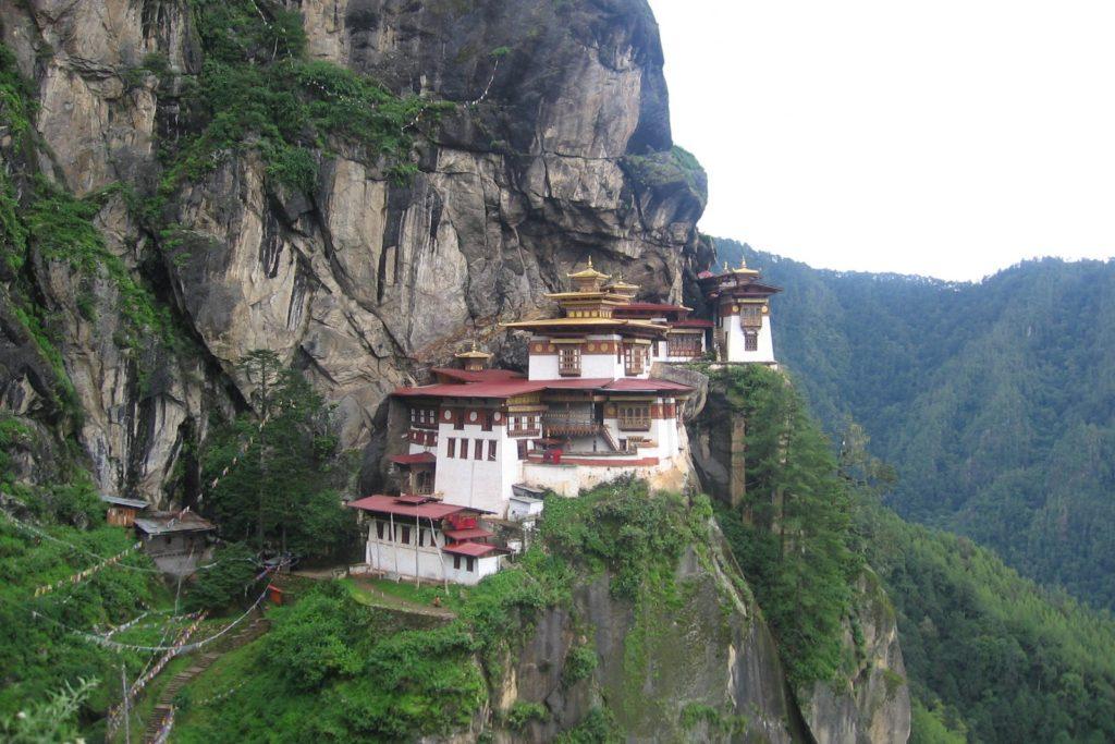 BHUTAN – ORT DER GLÜCKSELIGKEIT