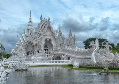 Chiang Rai-White Temple