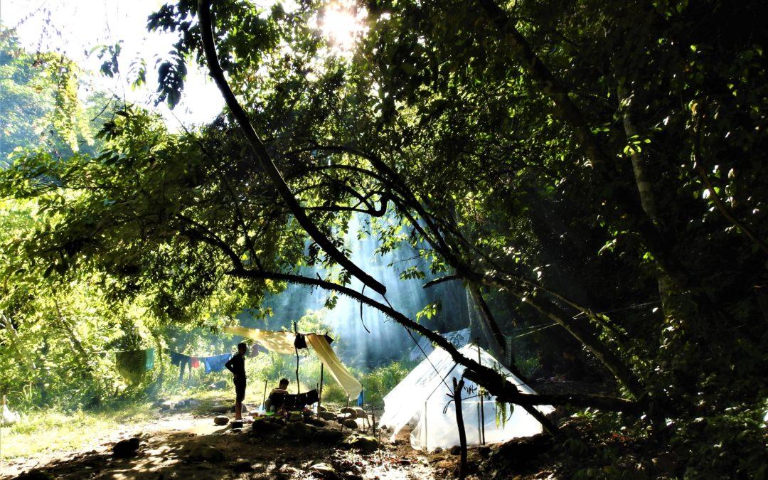 SUMATRA – KETAMBE – CAMP-TOUR