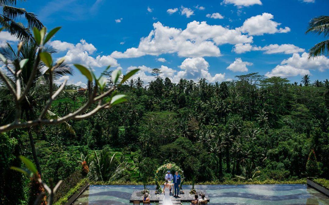 BALI – INFINITY JUNGLE WEDDING