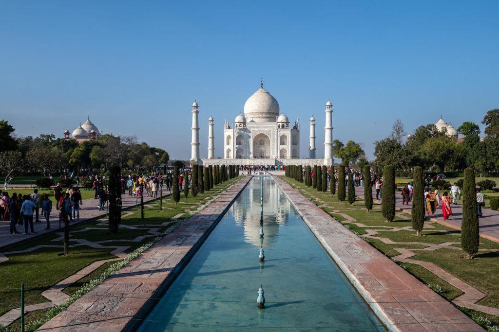 INDIEN – GOLDENES DREIECK